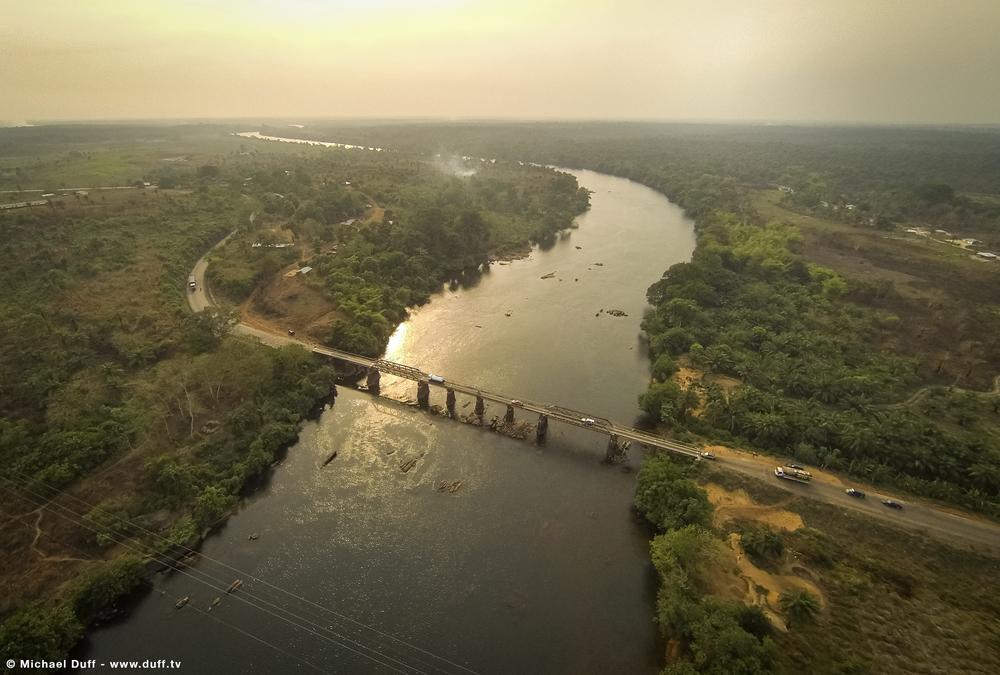 Rogbere Bridge, Sierra Leone