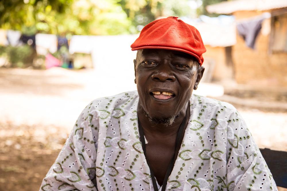 Taso Village 2 Town Chief