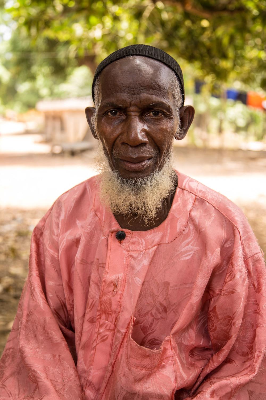 Another elder at Taso Village 2