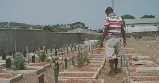 Please take a moment to check out our GoFundMe page for James Hamilton. James is a grave digger at King Tom cemetery in Sierra Leone and played a critical role during the 2014/2015 Ebola outbreak. Two years since the end of Ebola and James is still working at the cemetery and suffering from PTSD and social withdrawal.  We are raising money so that James can leave the cemetery and work towards his dream of studying environmental science. https://www.gofundme.com/EbolaHero https://vimeo.com/177727884 #sierraleone #ebola #hero #outbreak #fundraiser #cemetery #fs7 @sonyprousa @visitsierraleone @sierra_network_salone @sierraleonephotos @ipctravel @thisissierraleone @destinationsierraleone @concernworldwide @dfid_uk @idriselba @freetownmusicfestival @fotherbys_freetown @radissonblumammyyoko @swissspiritfreetown01 @africellsl @orange_sierraleone @weowntv @savechildrenuk