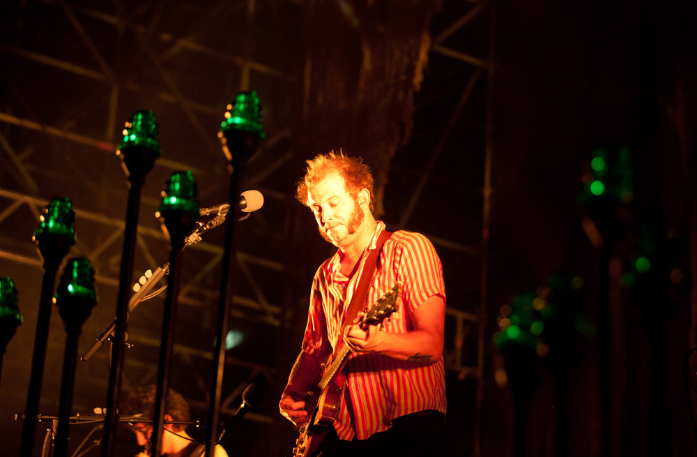 BON IVER Arena Open Air Vienna 2012