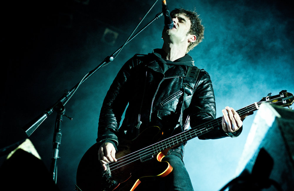 BLACK REBEL MOTORCYCLE CLUB  Arena Open Air Vienna 2010