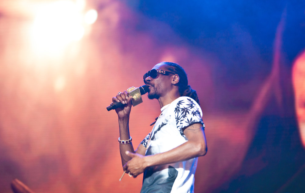 SNOOP DOGG  Arena Open Air Vienna 2015