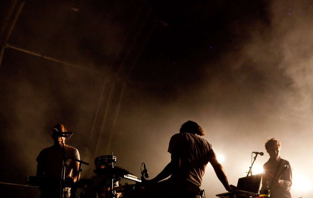 CARIBOU Primavera Sound Festival Barcelona 2015