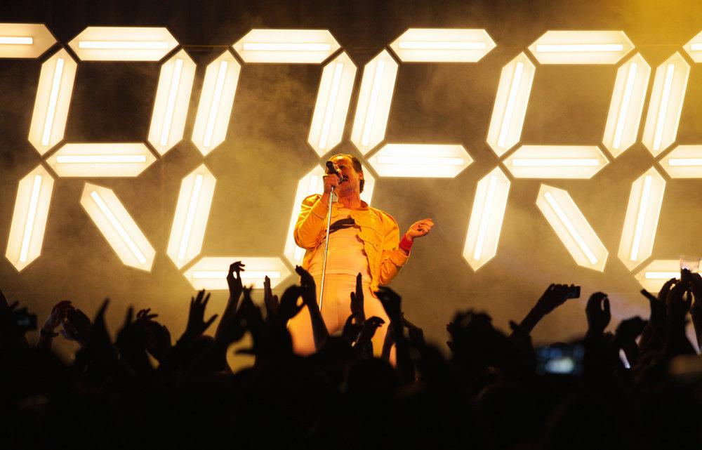 AUSTROFRED Arena Vienna 2012