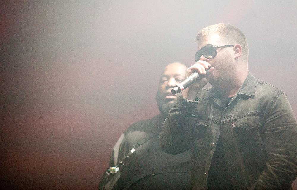 RUN THE JEWELS Primavera Sound Festival Barcelona 2015
