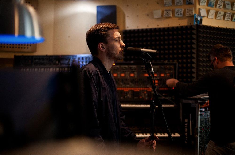 GERARD  2015 at Patrick Pulsinger's studio