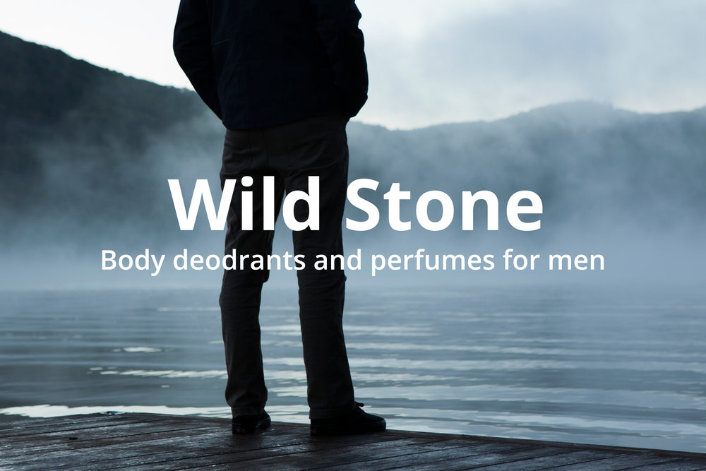 Wild Stone & Secret Temptation  House of aroma. Providing fragrances in different categories of Deodorants, Perfumes, Talcum, and Soaps. ___  Digital / Website