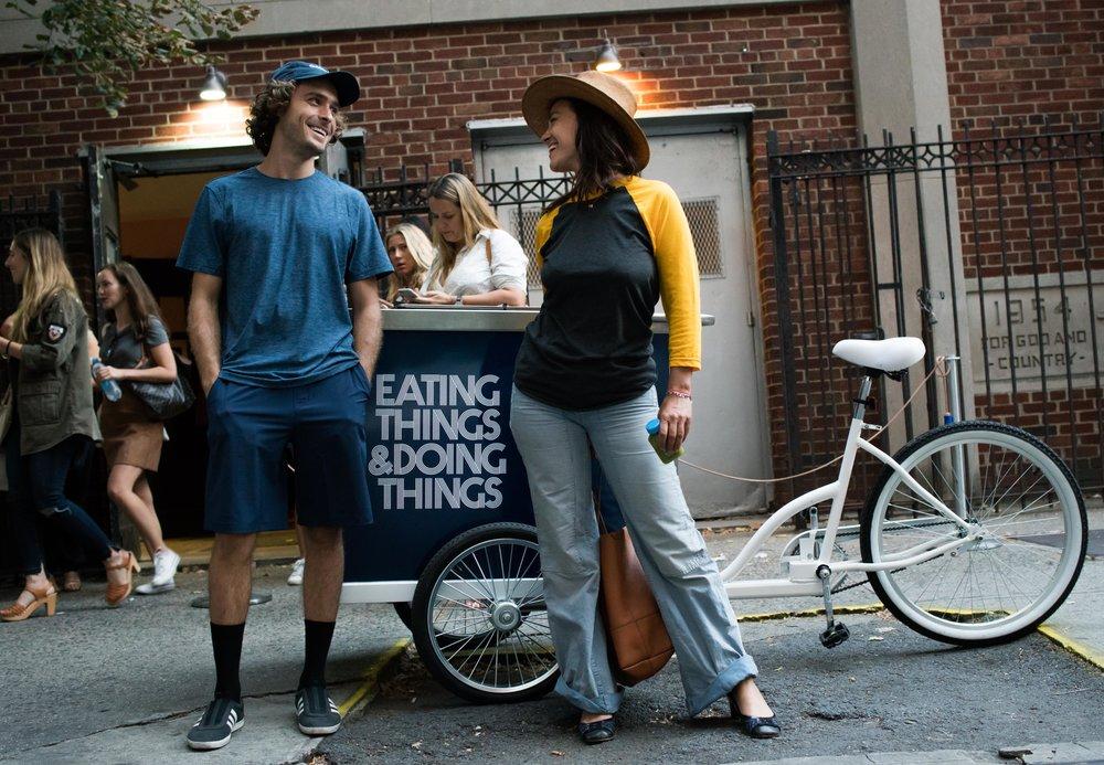 Bon Appétit x Outdoor Voices
