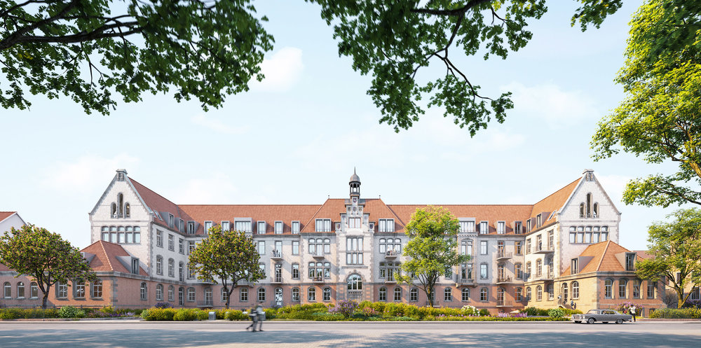 bpd - Landesfrauenklinik Hannover - 02-H-Kirchweg front - 06.jpg