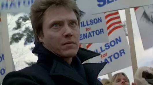 Christopher Walken as Johnny Smith