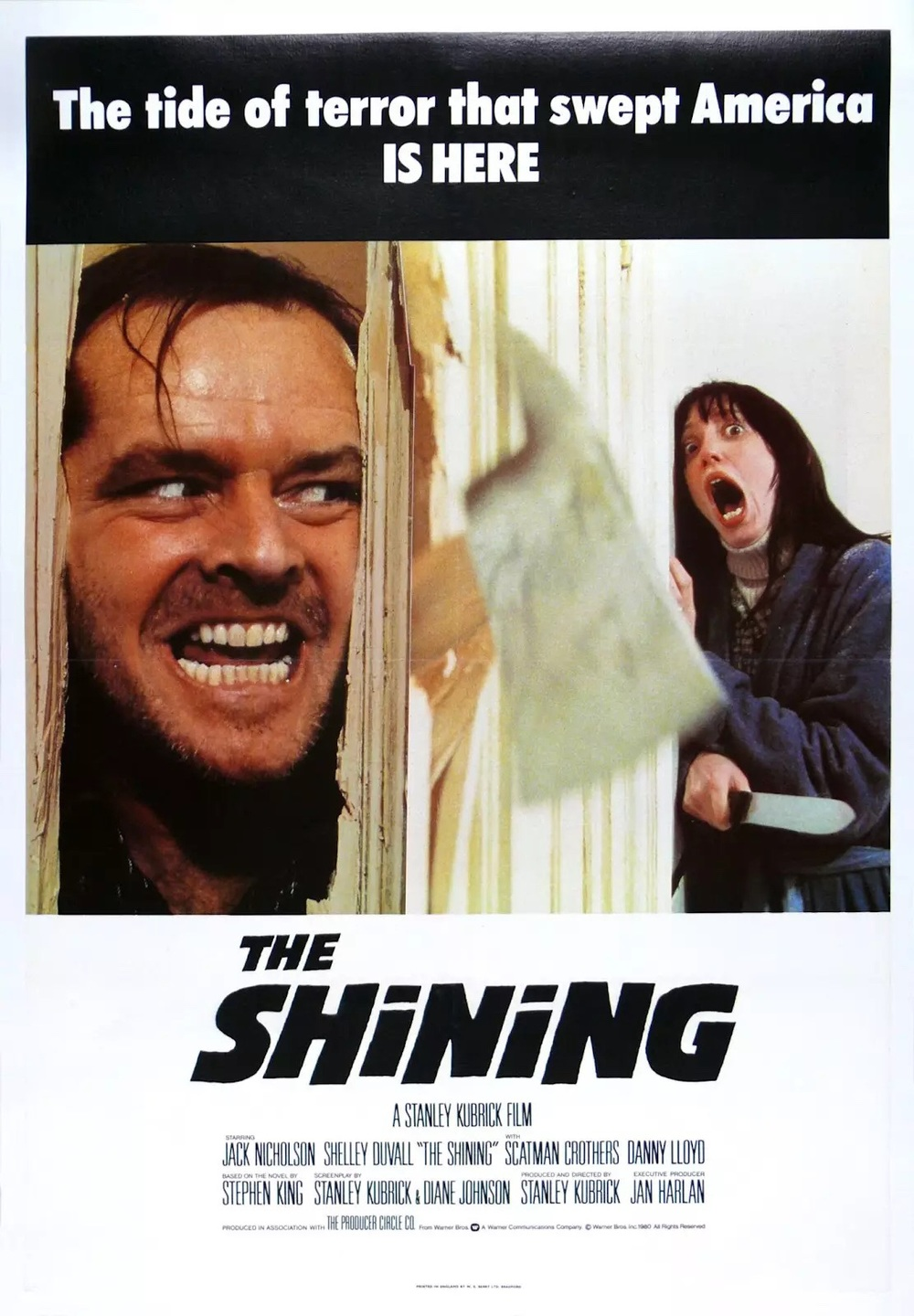 character analysis of jack torrance in the shining a book by stephen king Book analysis: the shining by stephen king essay he quickly befriends danny and warned him to stay away from parts of the hotel halloran comes back to the hotel after danny calls for help and helps save the family from the hotel'.