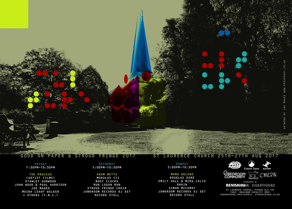 Poster by Joe Magee  periphery.co.uk