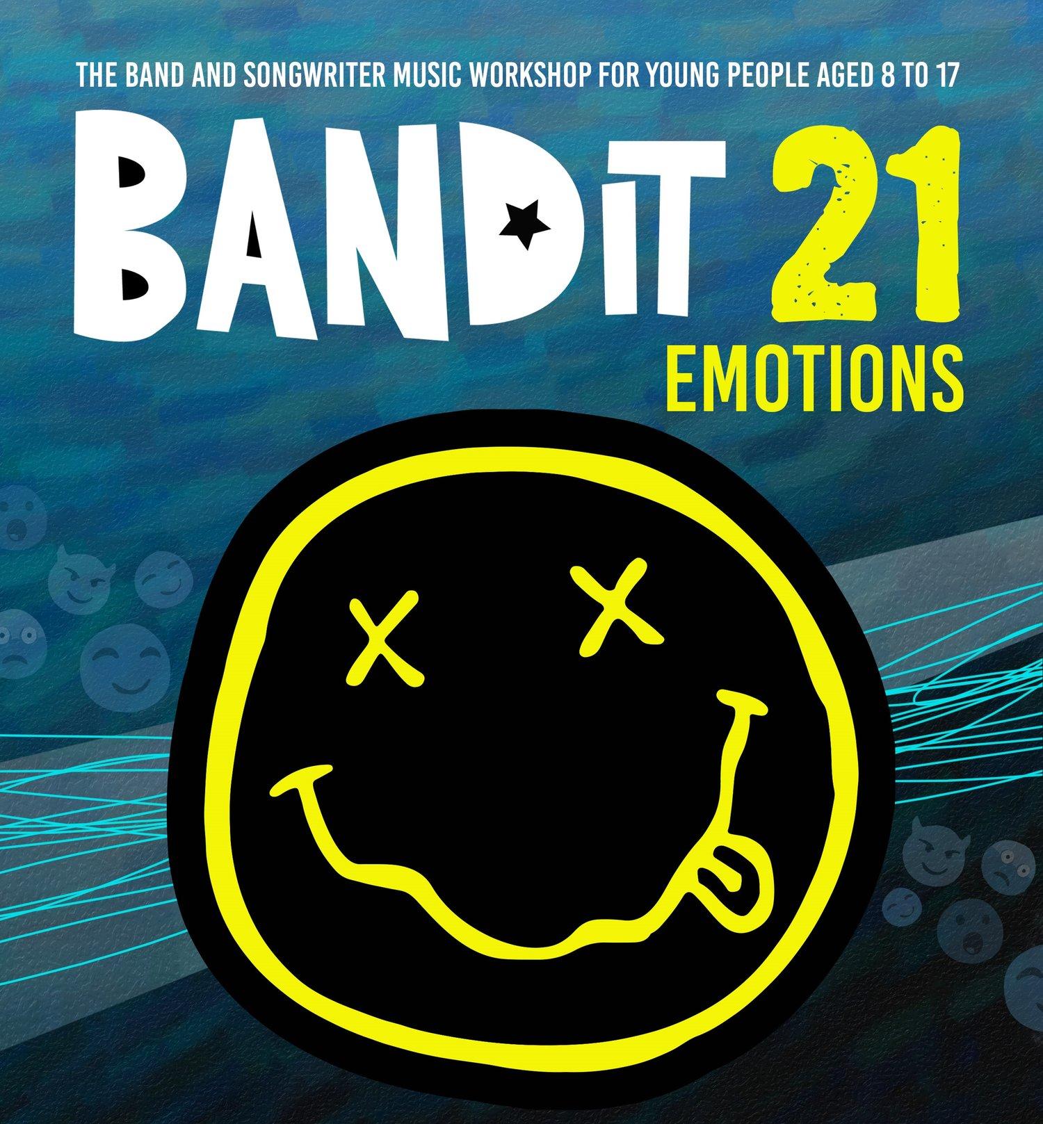 Music Good On Paper Pensil Alis Shopie Paris Bandit21 Emotions Postera4 Colour2