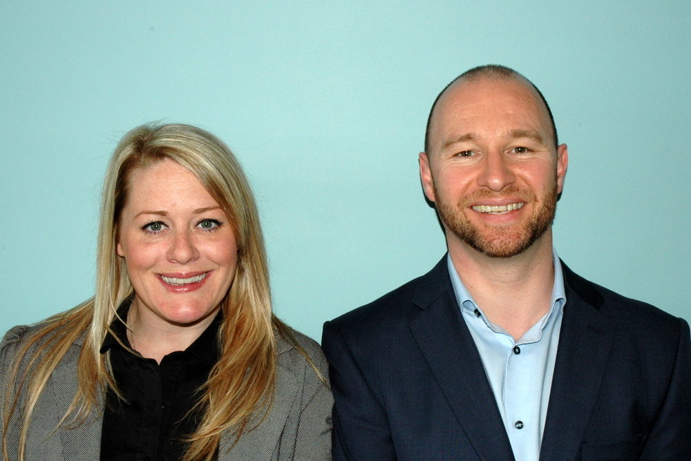 Shelley Lloyd & Stuart Beaty -   Founders