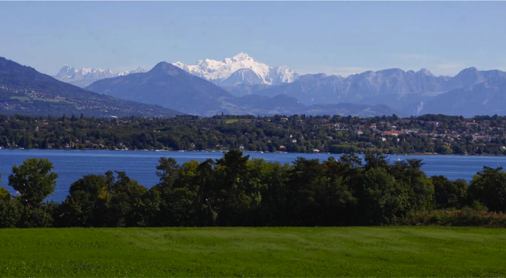 View from Geneva English School