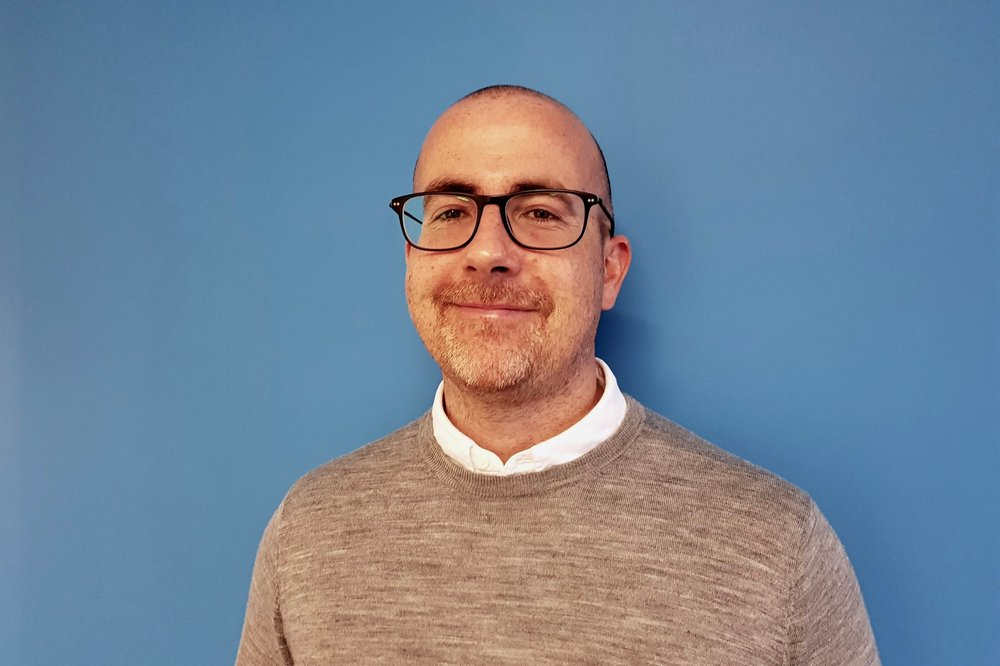 Gareth Payne - Client Services Manager