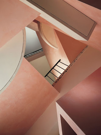Sottsass inspired architecture