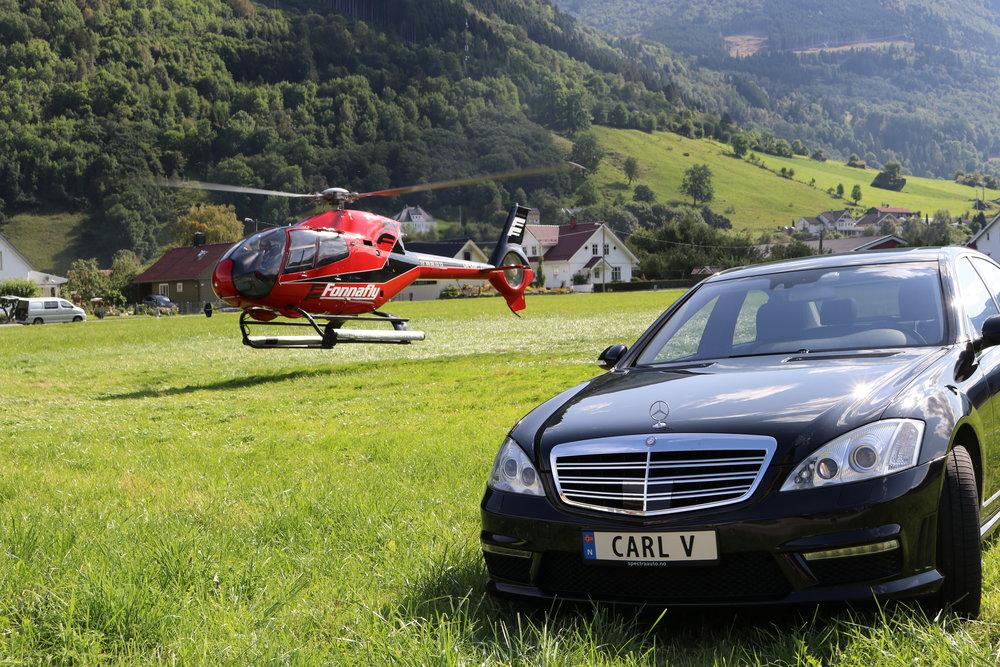VIP transfers Bergen