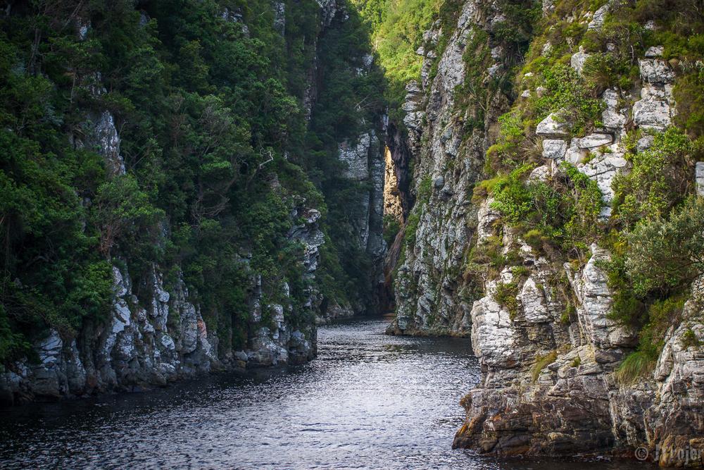 Stormsriver gorge