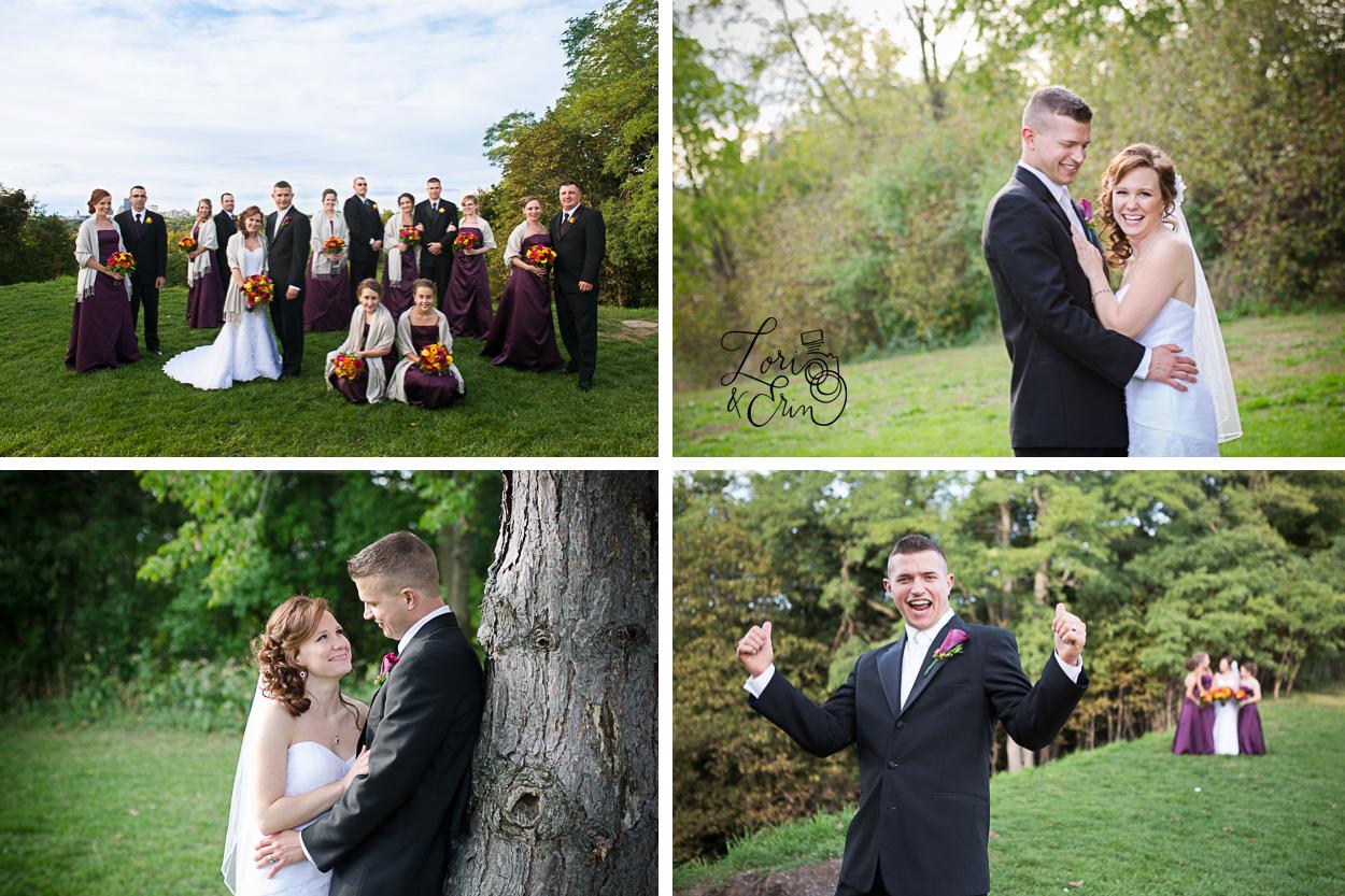 Immanuel Baptist Church Weddings, Cobbs Hill Reservoir Wedding Photography, Rochester NY Wedding Photography