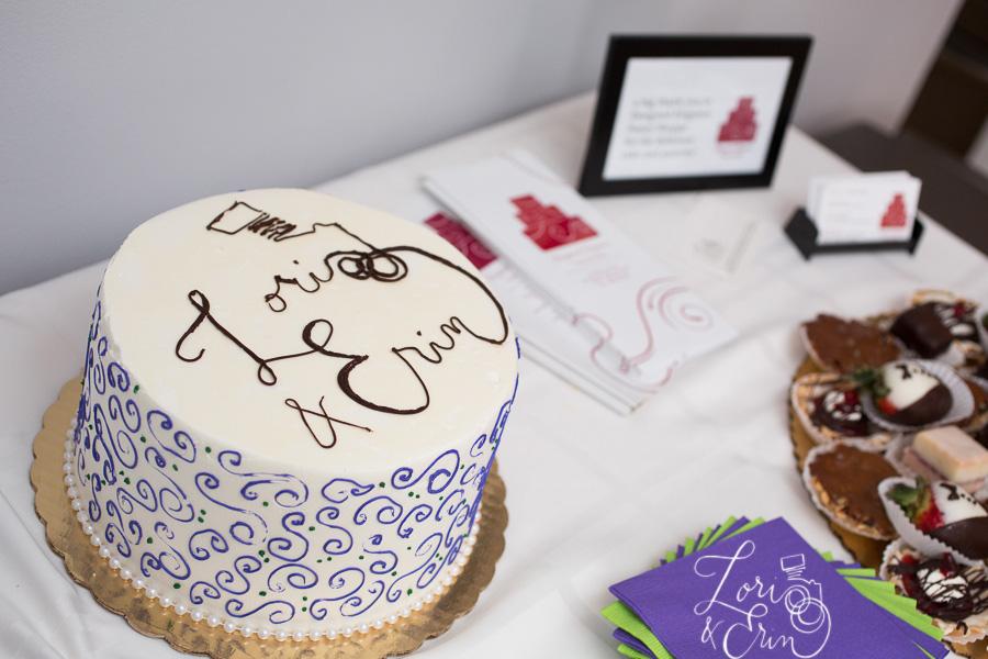 designed elegance cake