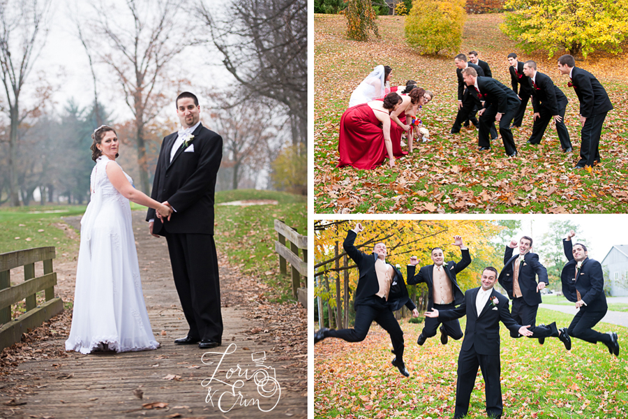 Fall Weddings, Rochester NY Wedding Photography