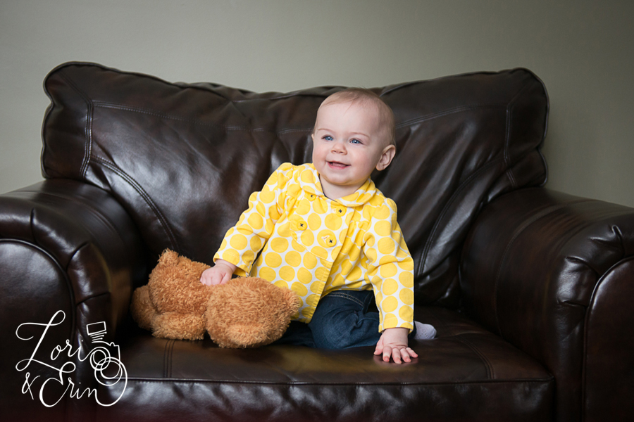 one year old portrait session, rochester ny portrait sessions