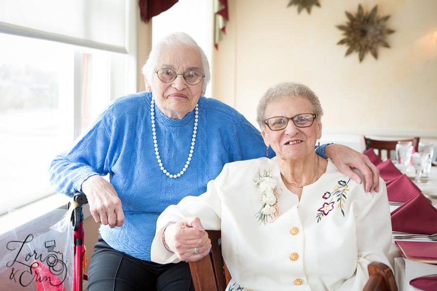 two grandmas
