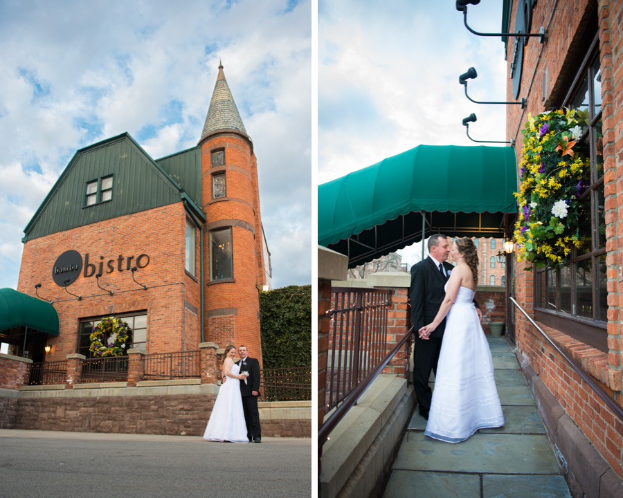 Bamba Bistro Wedding Photography, Rochester NY Wedding Photography