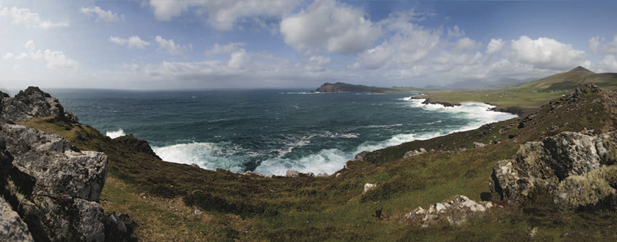 ireland panoramic