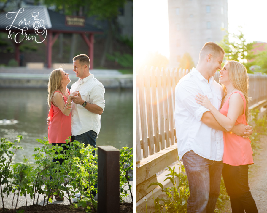 Pittsford Engagement Session, Schoen Place engagement, Rochester NY engagement session