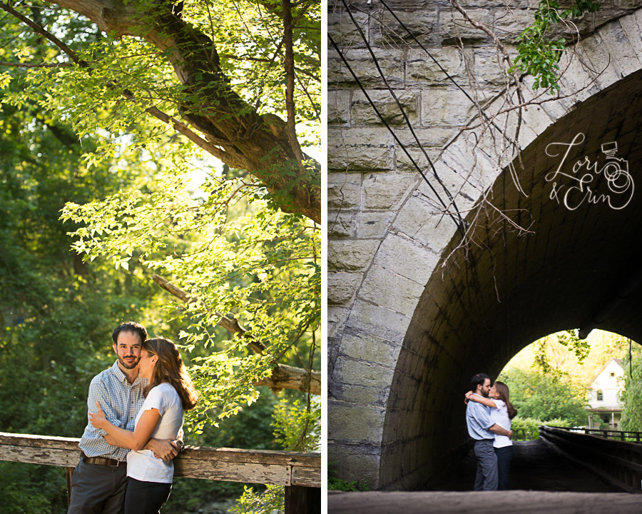 Corbett's Glen Engagement Session, Rochester NY Engagement Session