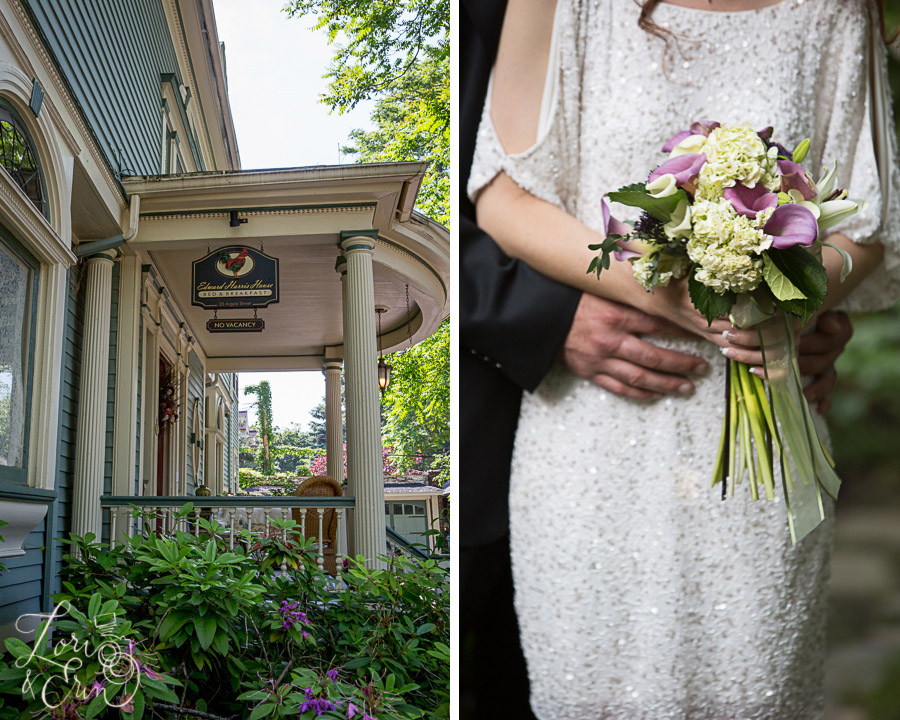 edward harris house wedding