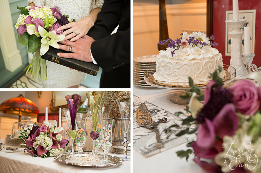 edward harris house wedding details