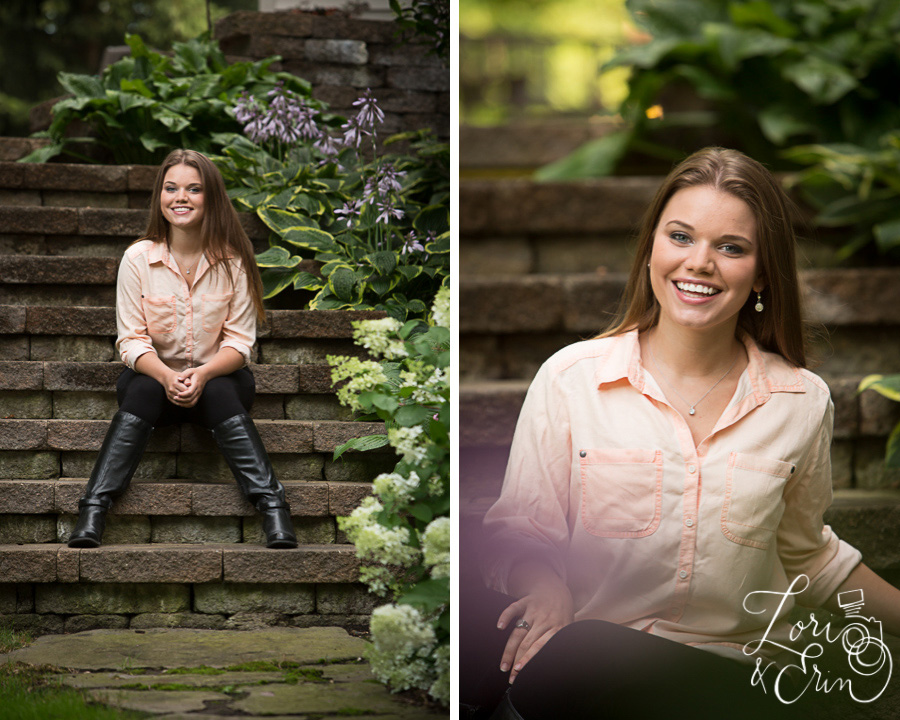 rochester ny high school senior girl