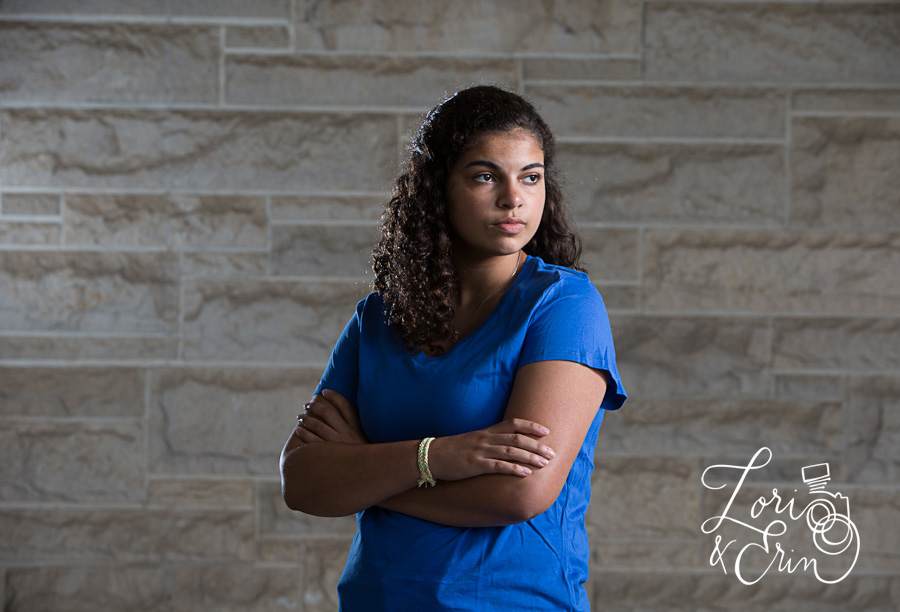 Rochester NY Senior Portraits, PPSNYS Workshop