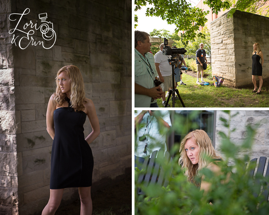 Rochester NY Portraits, PPSNYS Workshop