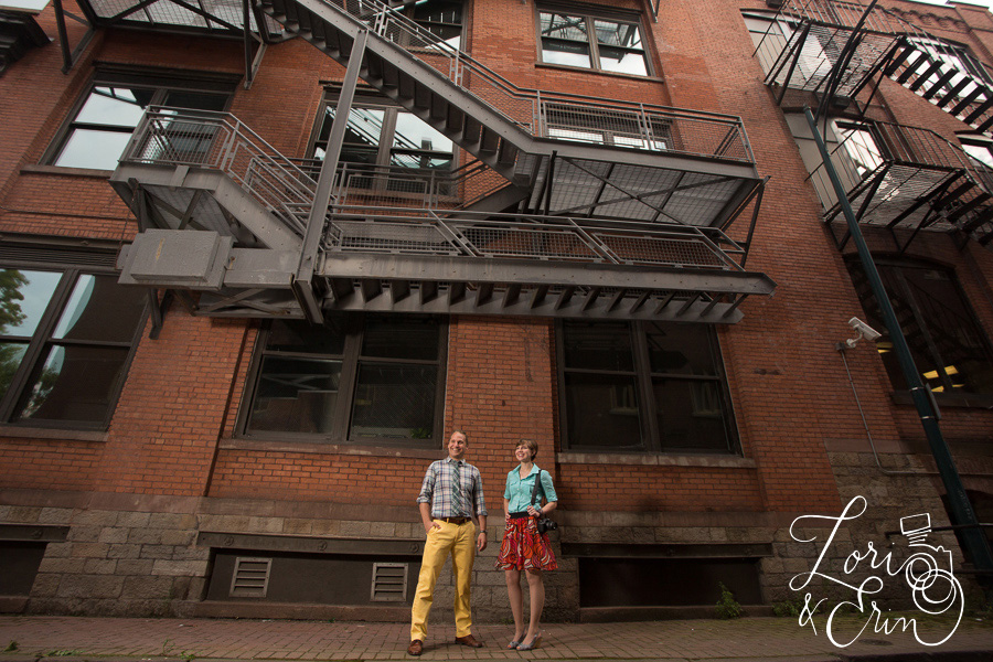 Portrait Session, Downtown Rochester NY