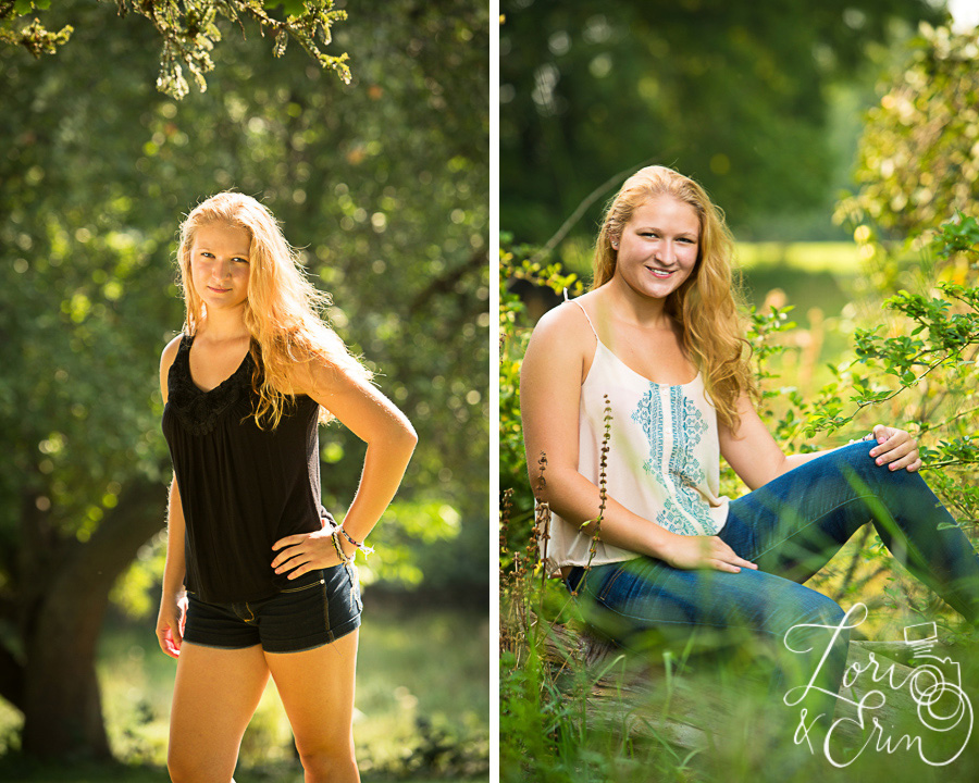 mendon ponds senior girl