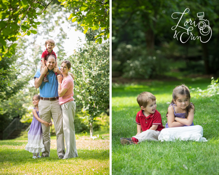 Family Portraits, Rochester NY Photographers