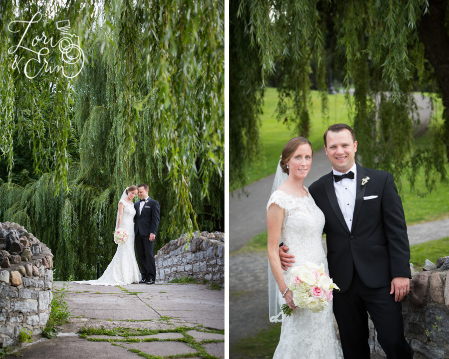 Syracuse NY Wedding Photography, Onondaga Park, Hiawatha Lake Wedding Photography