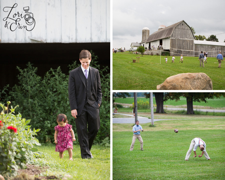 Avon NY Wedding Photography, Barn Wedding Rochester NY, Kindred Ground Barn Avon NY Wedding, Casual Wedding