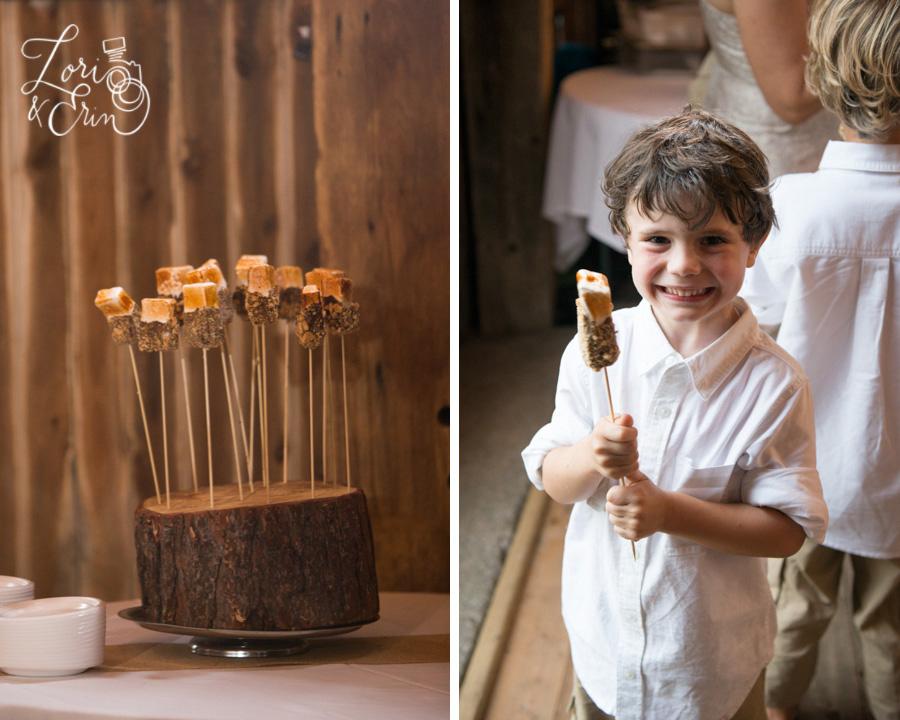 Toasts, Avon NY Wedding Photography, Barn Wedding Rochester NY, Kindred Ground Barn Avon NY Wedding, Partyman Catering, Wedding Smores