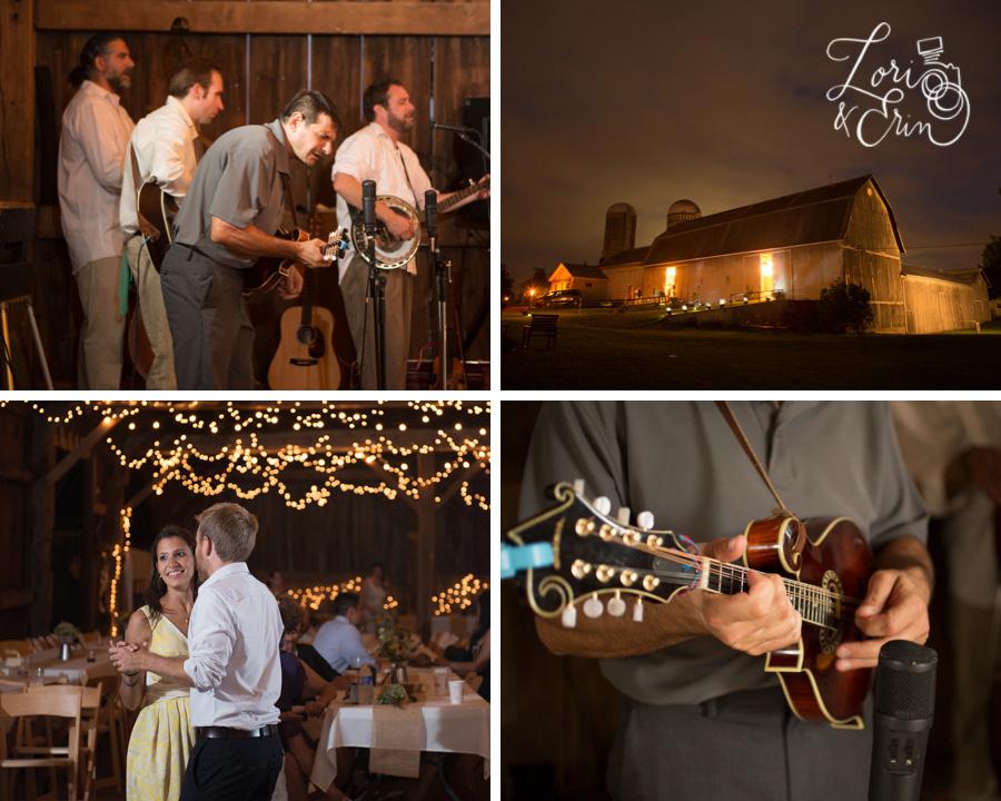 Toasts, Avon NY Wedding Photography, Barn Wedding Rochester NY, Kindred Ground Barn Avon NY Wedding, Blue Grass band at wedding
