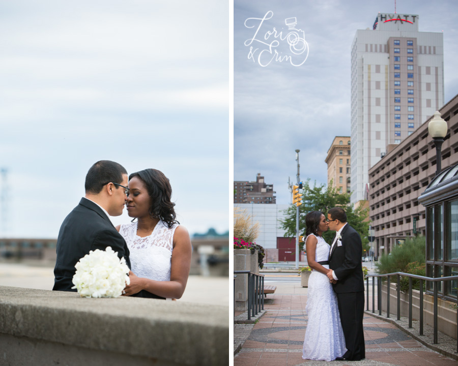 Rochester NY Wedding Photographs, Hyatt Regency Wedding