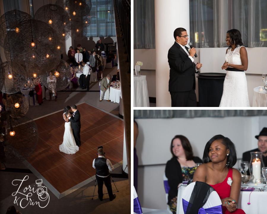 Rochester NY Wedding Photographs, Hyatt Regency Wedding