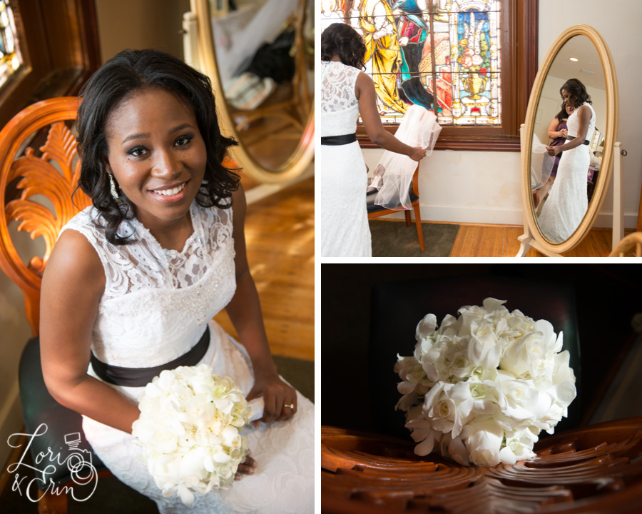 Chapel Hill Rochester NY Wedding, Bride