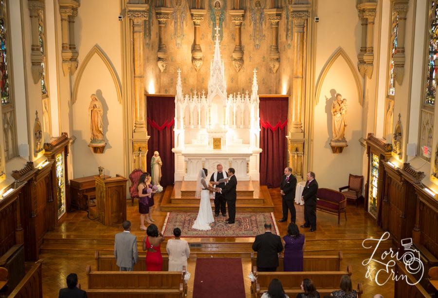 Chapel Hill Rochester NY Wedding