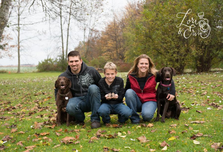 Rochester NY Family Portraits